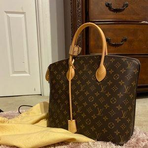Louis Vuitton monogram lockit Mm
